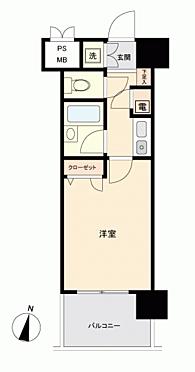 マンション(建物一部)-新潟市中央区西湊町通 間取り