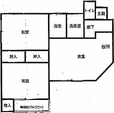 マンション(建物一部)-長野市大字安茂里 間取り
