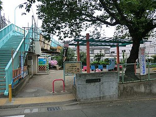 アパート-渋谷区西原3丁目 上原児童遊園地