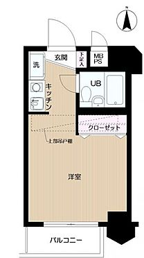 マンション(建物一部)-台東区元浅草3丁目 間取り
