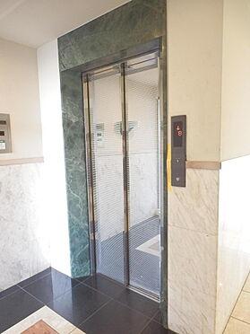 区分マンション-中野区大和町2丁目 エレベーター【2020年8月撮影】