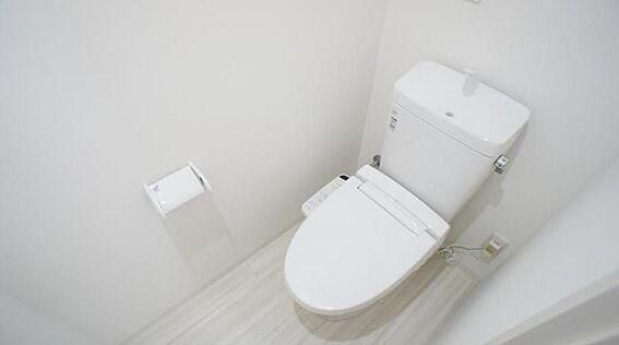 マンション(建物全部)-仙台市若林区新寺2丁目 101号室 トイレ