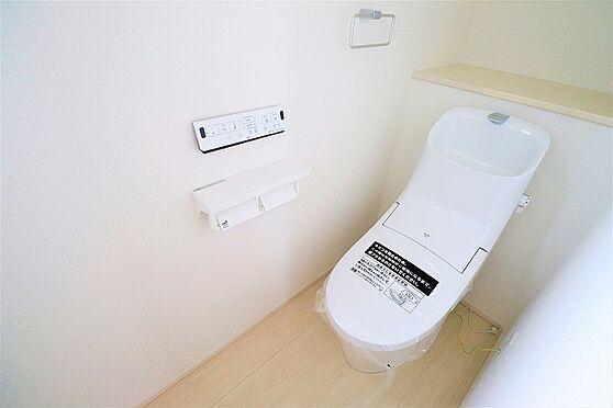 戸建賃貸-仙台市若林区大和町1丁目 トイレ