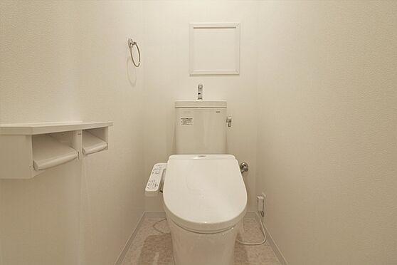 中古マンション-大阪市北区天神橋3丁目 トイレ