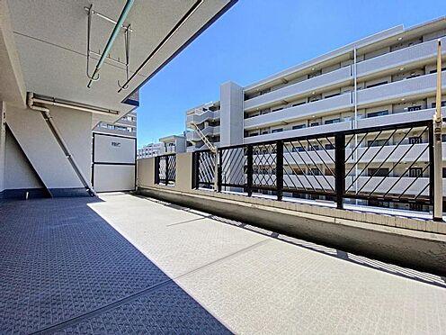 区分マンション-福岡市城南区別府4丁目 26.14平米のスカイバルコニーです♪