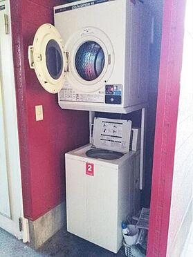 アパート-久喜市久喜東1丁目 コイン式洗濯機