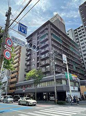 事務所(建物一部)-福岡市中央区薬院2丁目 建物外観