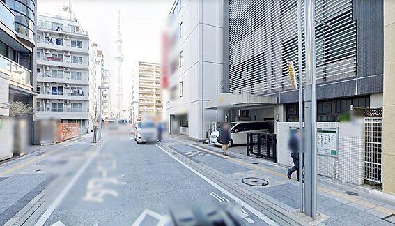 店舗事務所(建物全部)-墨田区太平2丁目 周辺