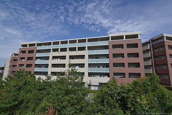 中古マンション-川崎市麻生区はるひ野1丁目 最上階南西角部屋です。