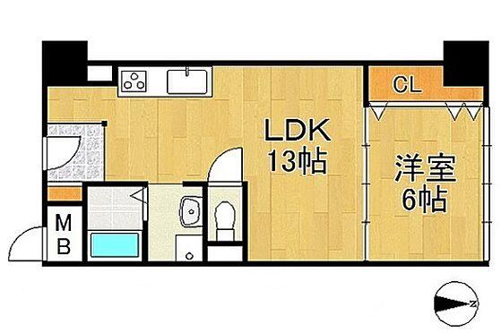 区分マンション-大阪市城東区中央3丁目 眺望・採光・通風良好のお部屋