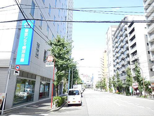事務所(建物一部)-新宿区山吹町 前面道路