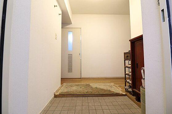 中古マンション-八王子市南大沢5丁目 広々とした玄関