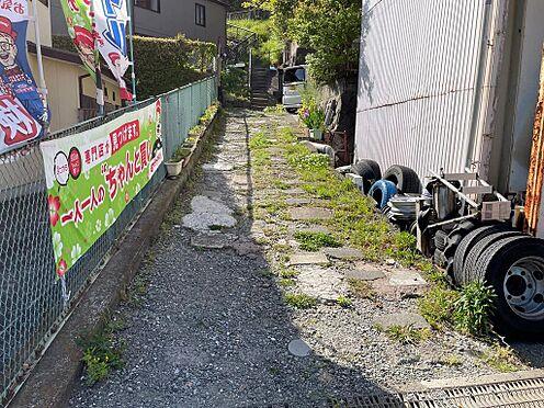 建物全部その他-横須賀市小矢部4丁目 前面道路