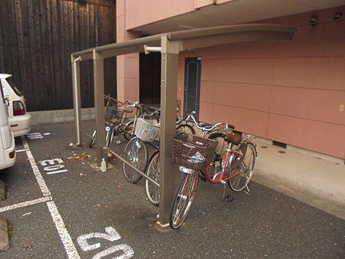 アパート-彦根市新町 駐輪場
