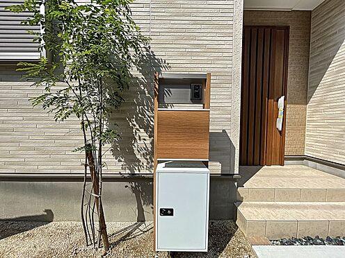 戸建賃貸-名古屋市中川区五女子町5丁目 留守中でも宅配便が受け取れる宅配ボックス付き