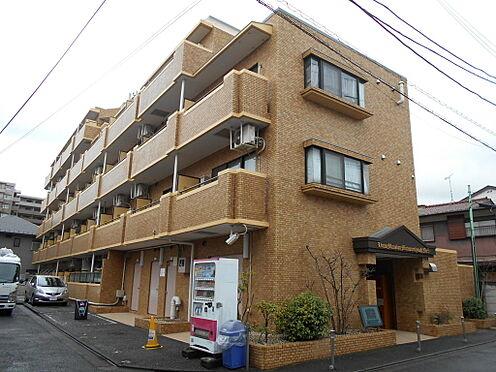 マンション(建物一部)-川崎市中原区井田三舞町 総戸数60戸のコミュニティーです。きれいなタイル張りの外壁です。