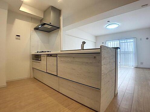 区分マンション-豊田市山之手7丁目 食洗機付きのキッチン、ママの家事負担も軽減されます