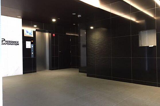 マンション(建物一部)-大阪市中央区南船場1丁目 防犯モニター付きのエレベーター