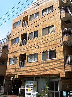 マンション(建物一部)-横浜市神奈川区栄町 外観タイル張りとなります。