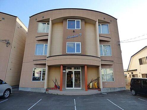 アパート-旭川市永山六条3丁目 外観
