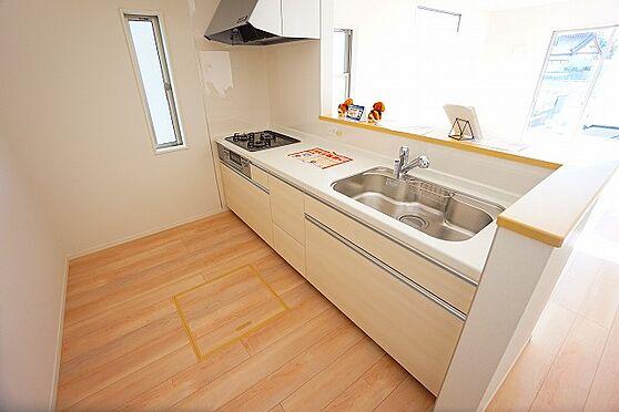 新築一戸建て-石巻市中里6丁目 キッチン