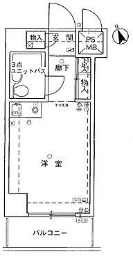 マンション(建物一部)-広島市西区南観音2丁目 間取り
