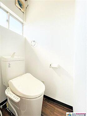 中古一戸建て-仙台市太白区東郡山1丁目 トイレ
