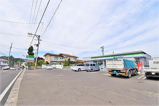土地-仙台市太白区西の平1丁目 ファミリーマート仙台西の平店 約500m