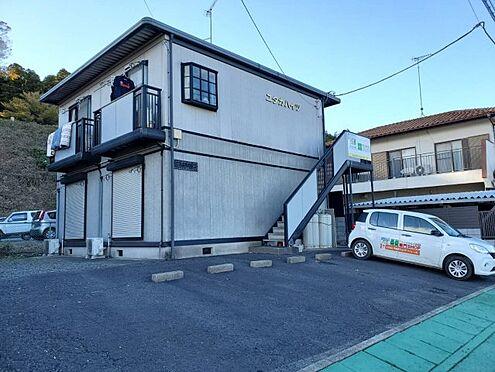 アパート-水戸市八幡町 外観