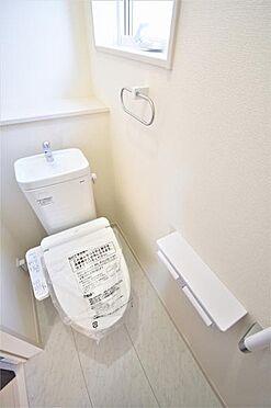 新築一戸建て-仙台市泉区山の寺2丁目 トイレ