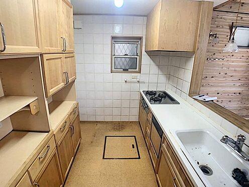 戸建賃貸-名古屋市西区清里町 造作のキッチンで収納がたくさんあります!お手入れもラクラクです♪