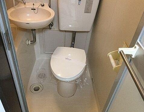 アパート-厚木市三田2丁目 トイレ
