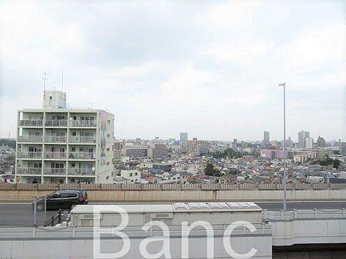 中古マンション-北区滝野川6丁目 10階部分からの眺望です。