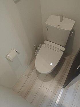 マンション(建物全部)-世田谷区北烏山3丁目 トイレ