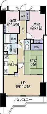マンション(建物一部)-千葉市緑区誉田町2丁目 間取り
