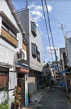 マンション(建物全部)-大阪市生野区中川西2丁目 外観