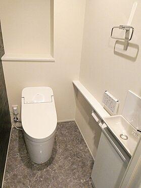 中古マンション-中央区月島1丁目 手洗付トイレ