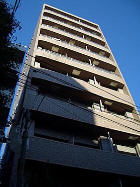 マンション(建物一部)-新宿区下落合4丁目 前面は開けているので陽当たり良好です