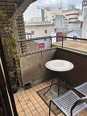 区分マンション-大阪市中央区西心斎橋2丁目 バルコニー