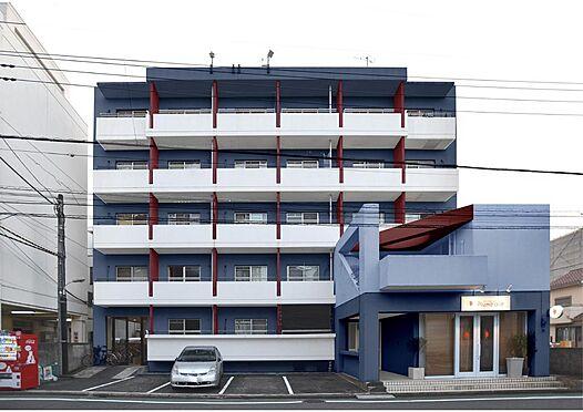マンション(建物全部)-厚木市旭町1丁目 平成30年10月外壁塗装・屋上防水工事済み