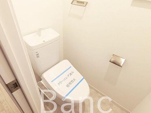 新築一戸建て-中野区鷺宮4丁目 トイレ