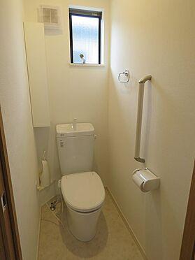 中古一戸建て-八王子市鑓水2丁目 2階トイレ