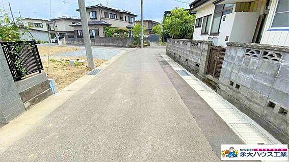 戸建賃貸-角田市角田字中島上 外観