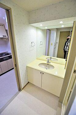 中古マンション-仙台市泉区八乙女中央3丁目 洗面