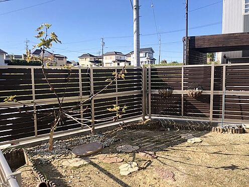 中古一戸建て-豊田市花園町新田 しっかり広さがあるお庭付き!