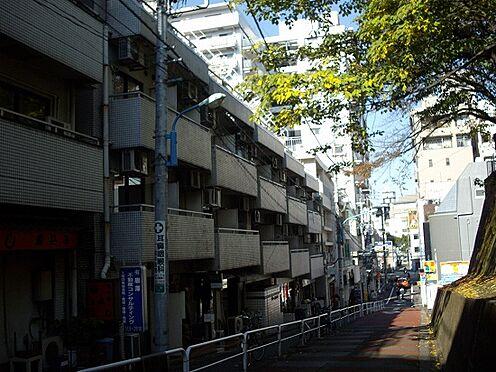 中古マンション-新宿区舟町 外観