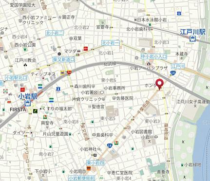 マンション(建物一部)-江戸川区東小岩3丁目 その他