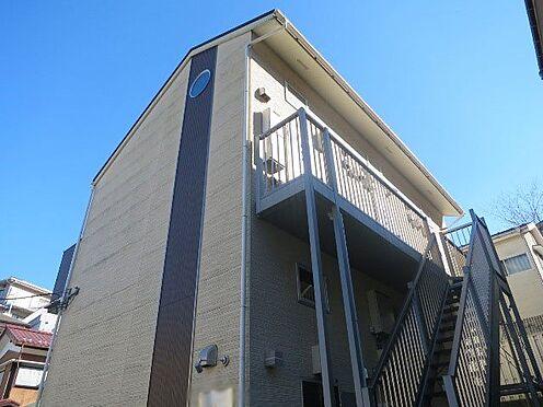 アパート-横浜市南区大岡1丁目 外観