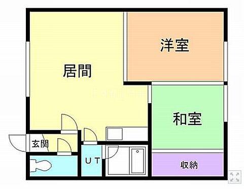 アパート-旭川市末広五条8丁目 間取