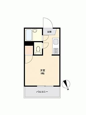 マンション(建物一部)-鹿児島市谷山中央2丁目 間取り